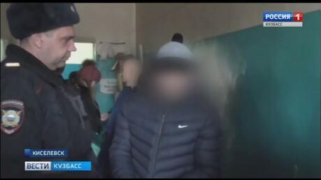 Кузбассовец зарезал сторожа иотправился развлекаться