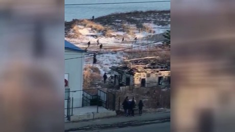 Массовая драка подростков произошла воВладивостоке