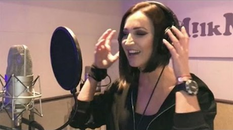 Ольга Бузова впервый раз  поёт без фонограммы!