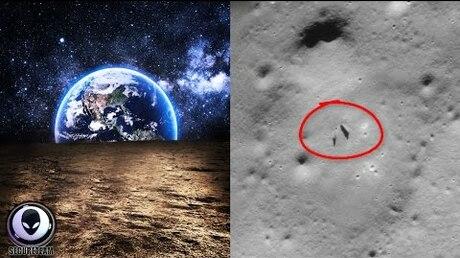 Ученые отыскали наЛуне вход в«подземный мир»