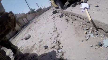 Камера приостановила  пулю снайпера ИГИЛ, летевшую всердце корреспондента