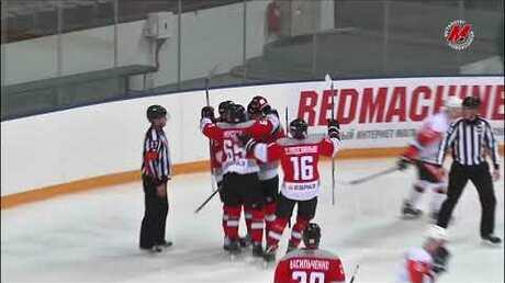 Новокузнецкий «Металлург» прервал серию поражений вматче Высшей хоккейной лиги