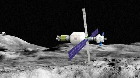 Наорбите Луны может появиться личный жилой модуль