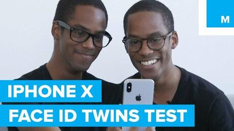 IPhone Xудалось разблокировать при помощи близнецов