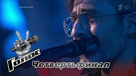 Кемеровчанин Давид Тодуа покину проект «Голос-6»