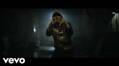 Эминем обнародовал клип натрек Venom кодноименному кинофильму