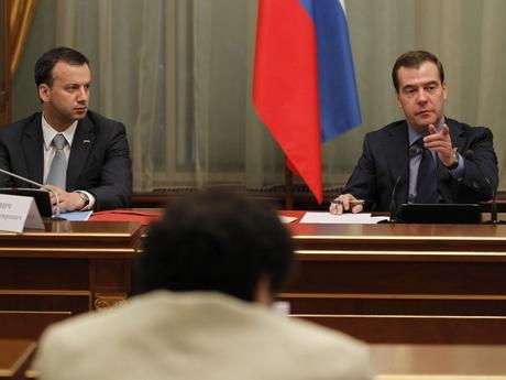 Премьер-министр Дмитрий Медведьев посетит с рабочим визитом Кузбасс