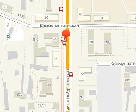 В Заводском районе Кемерова в