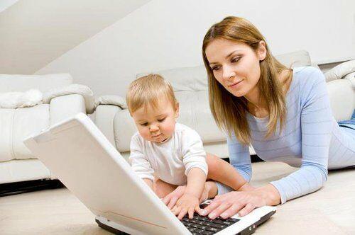 красавицы, горячие биржа труда для мам в декрете познают