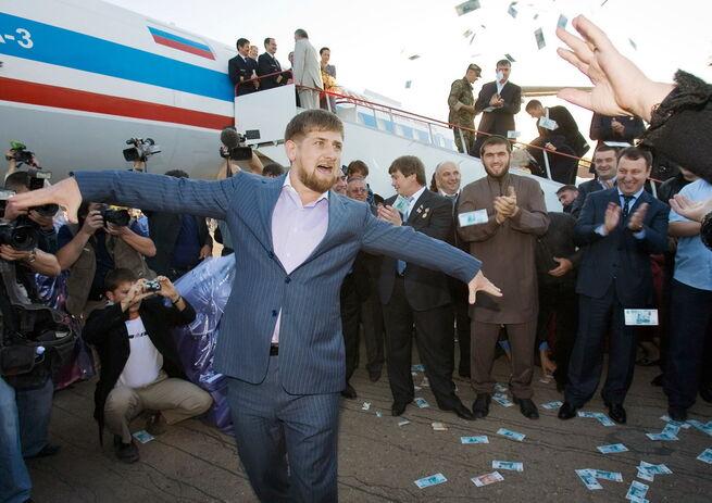 Сколько Рамзан Кадыров тратит на одежду и часы