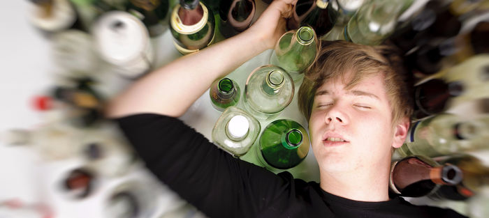 состояние как как будто чрезвычайно пьяная