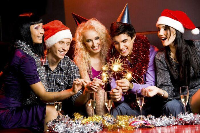 Что нужно для веселого нового года