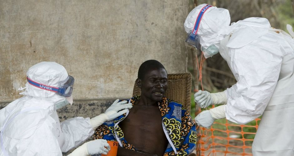 ebola speech
