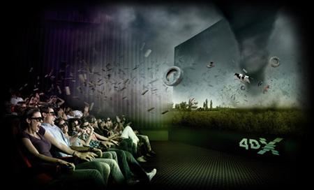 «Синема Парк» инвестирует около 19 млн долларов в кинозалы 4DX-формата