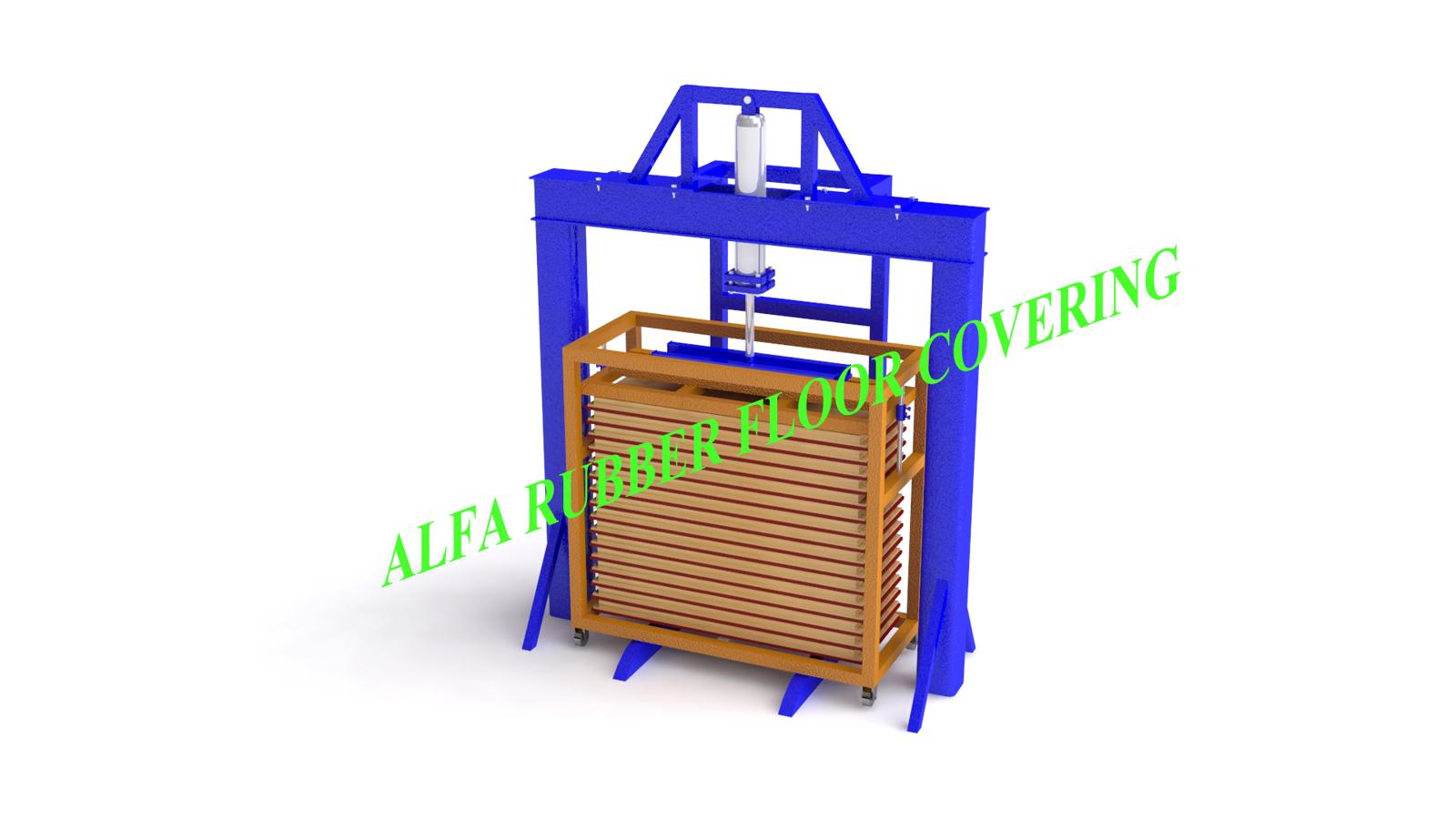 Оборудование для производства резиновой плитки своими руками 65