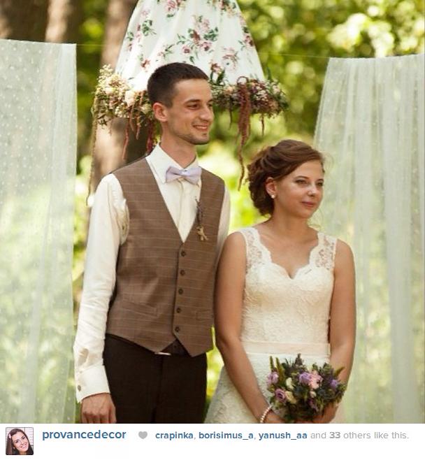 Свадьбы кемеровчан в снимках instagram