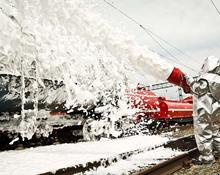 Кемерово: крушение поезда