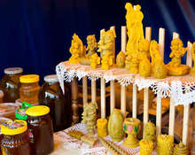 Кузбасская ярмарка мёда