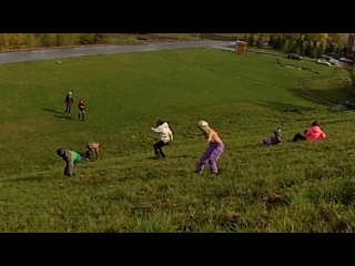 Сноуборд по траве