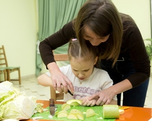 Благотворительный мастер-класс: как искусство карвинга помогает  детям
