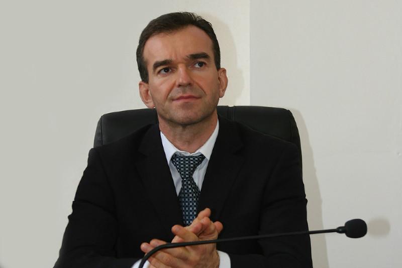 губернатор краснодарского края фото кондратьев