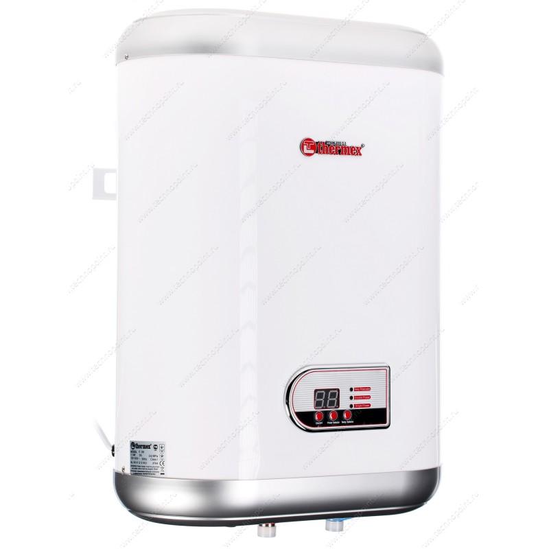 Водонагреватель электрический накопительный термекс flat plus if 50-h 50 литров - каталог интернет-магазина в москве