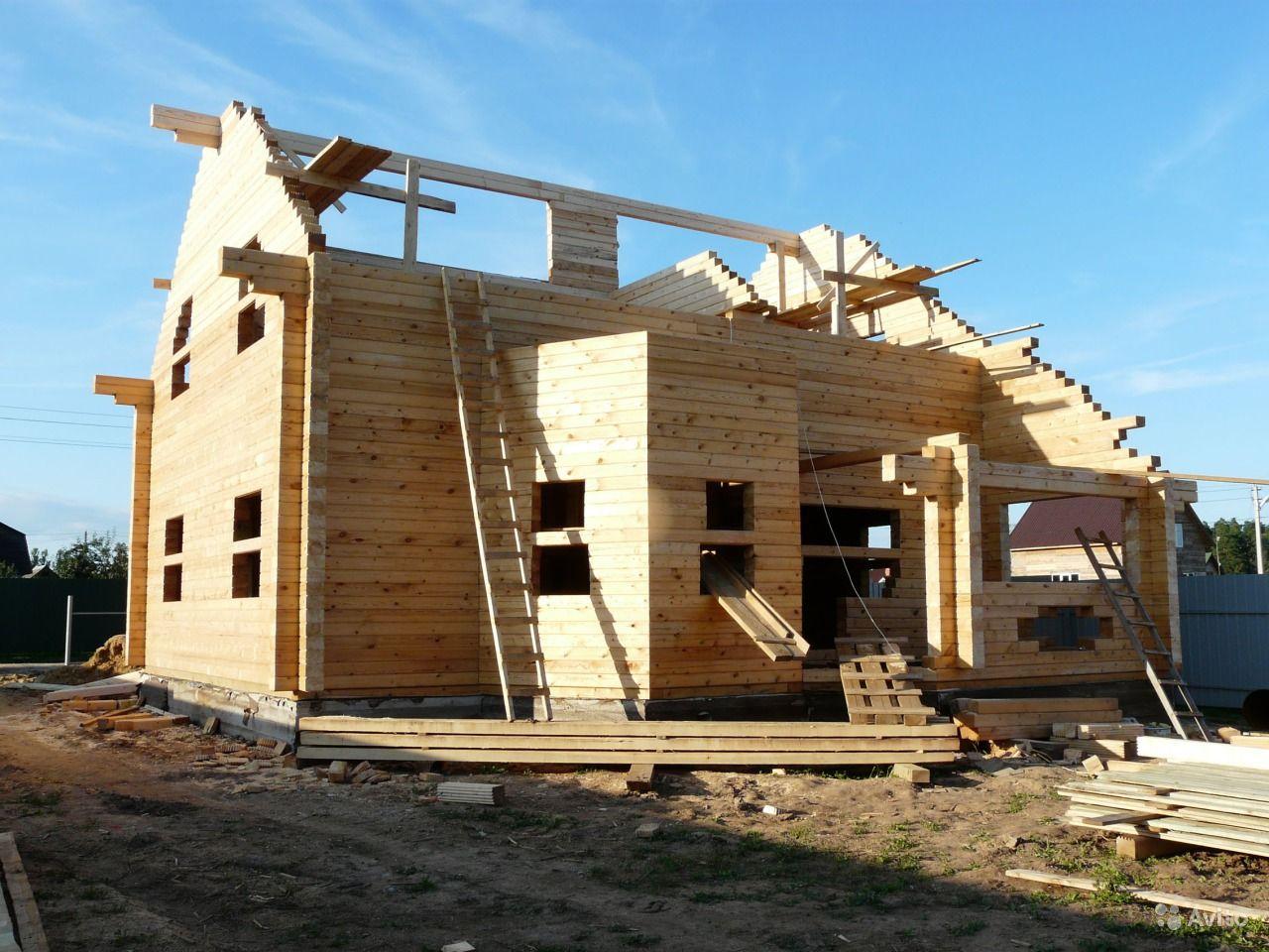 Кто строил дом из бруса своими руками