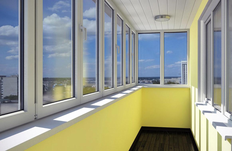 Балконы: строительство и остекление., магнитогорск. объявлен.