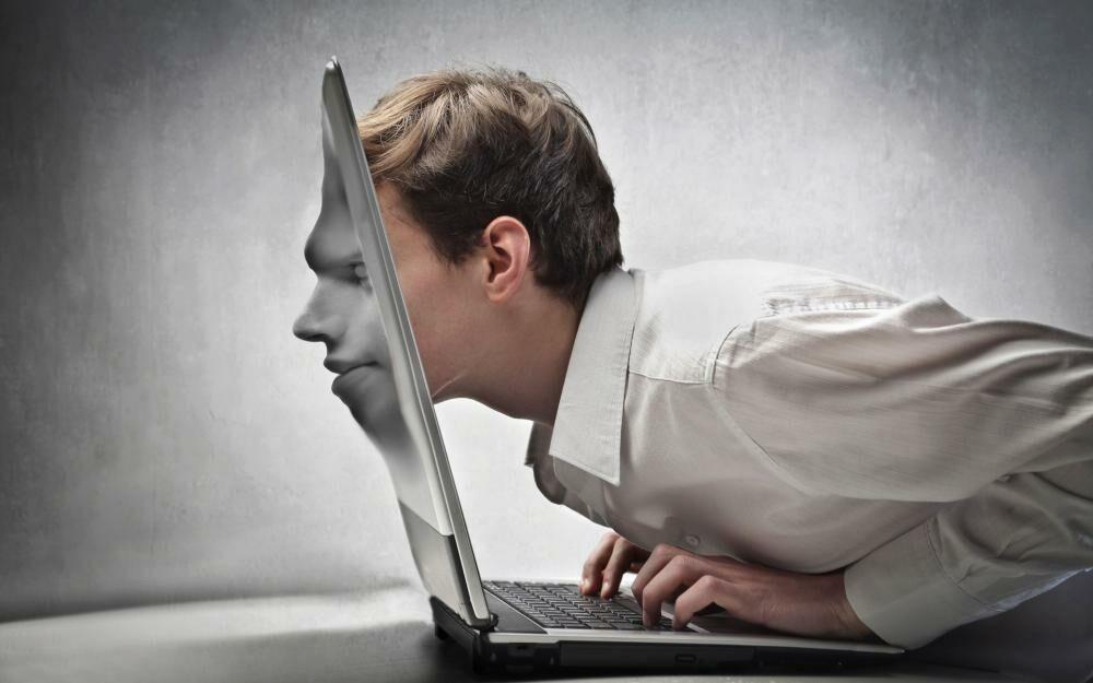 Прикольные картинки интернет-зависимость
