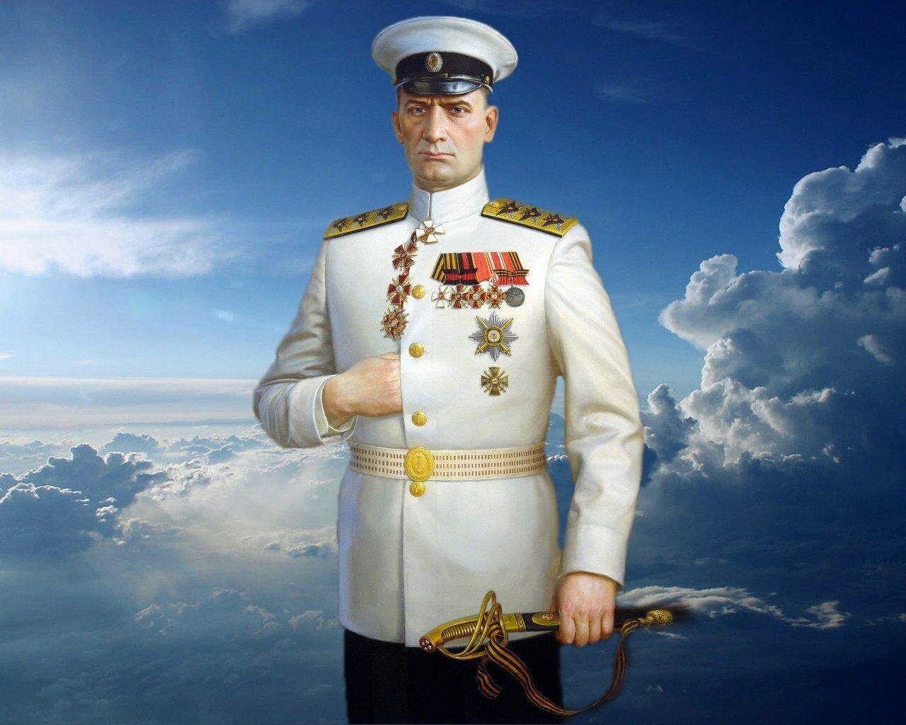 какой адмирал