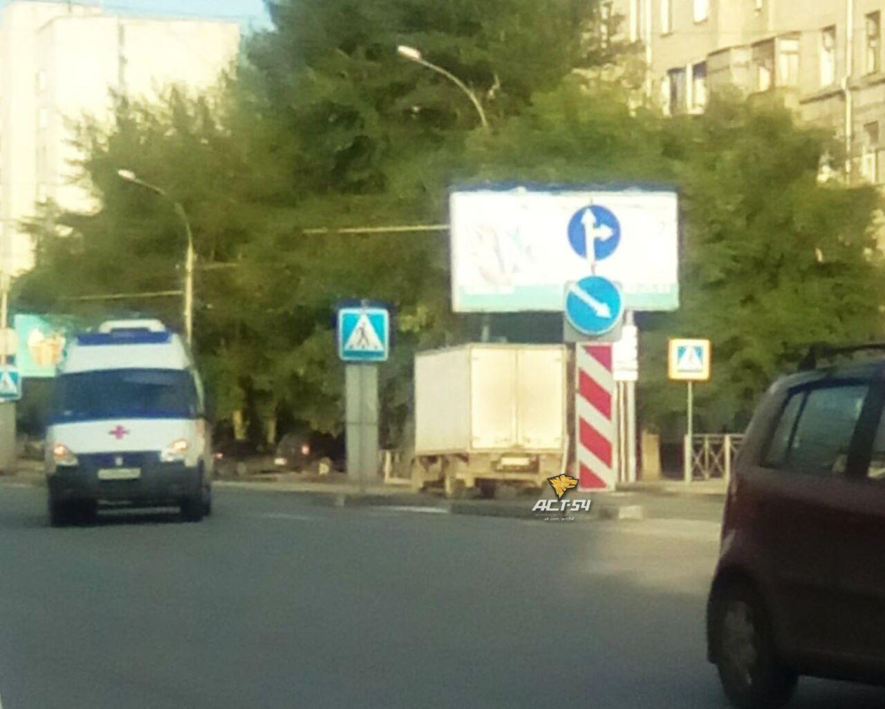 Водитель скорой помощи новосибирск