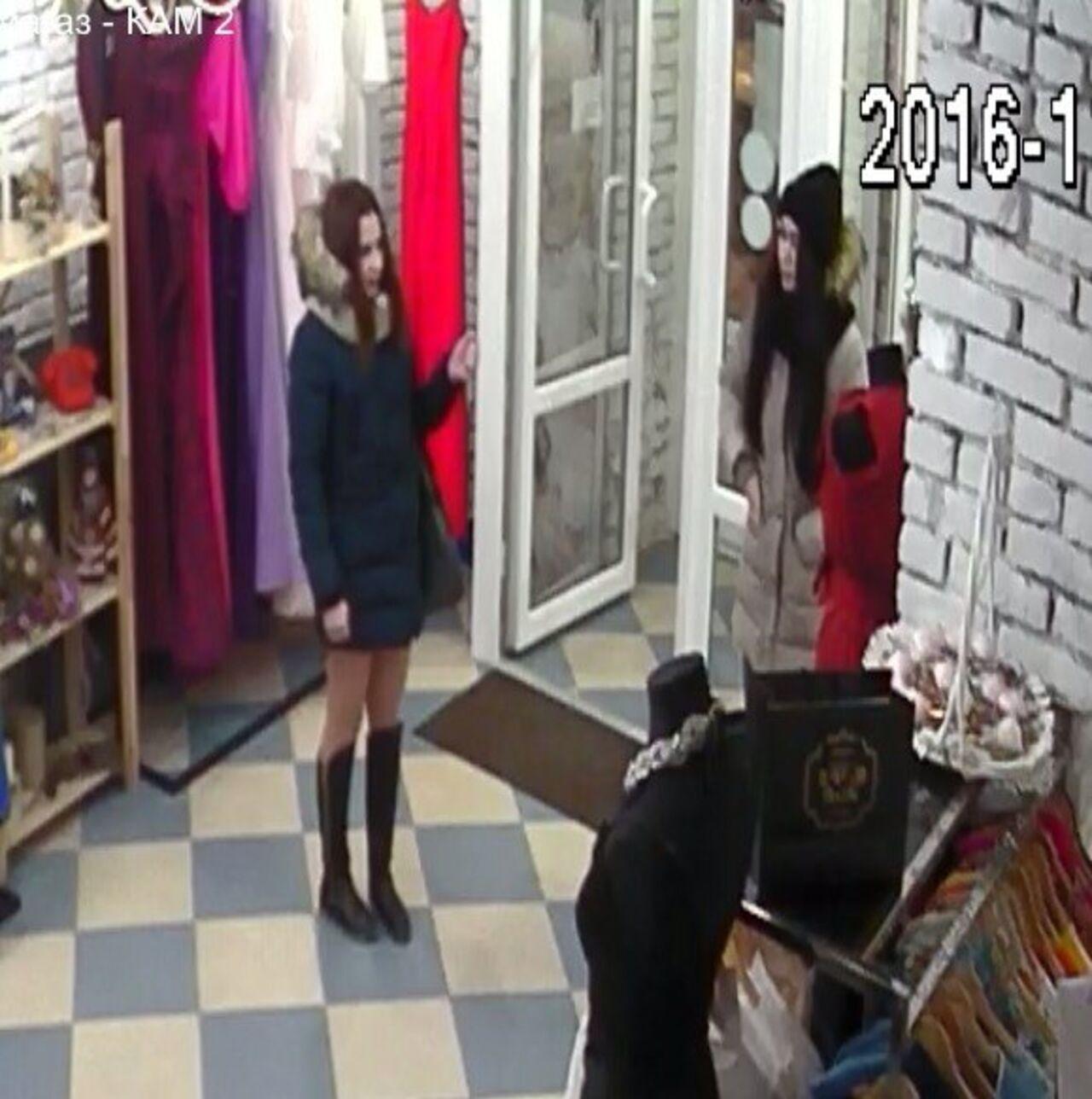 у девушки украли одежду видео - 9
