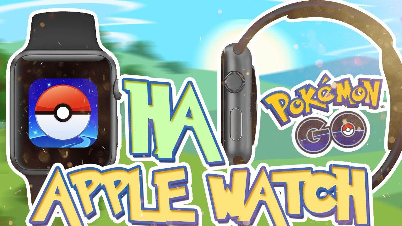 Pokemon Go теперь стал доступен для Apple Watch