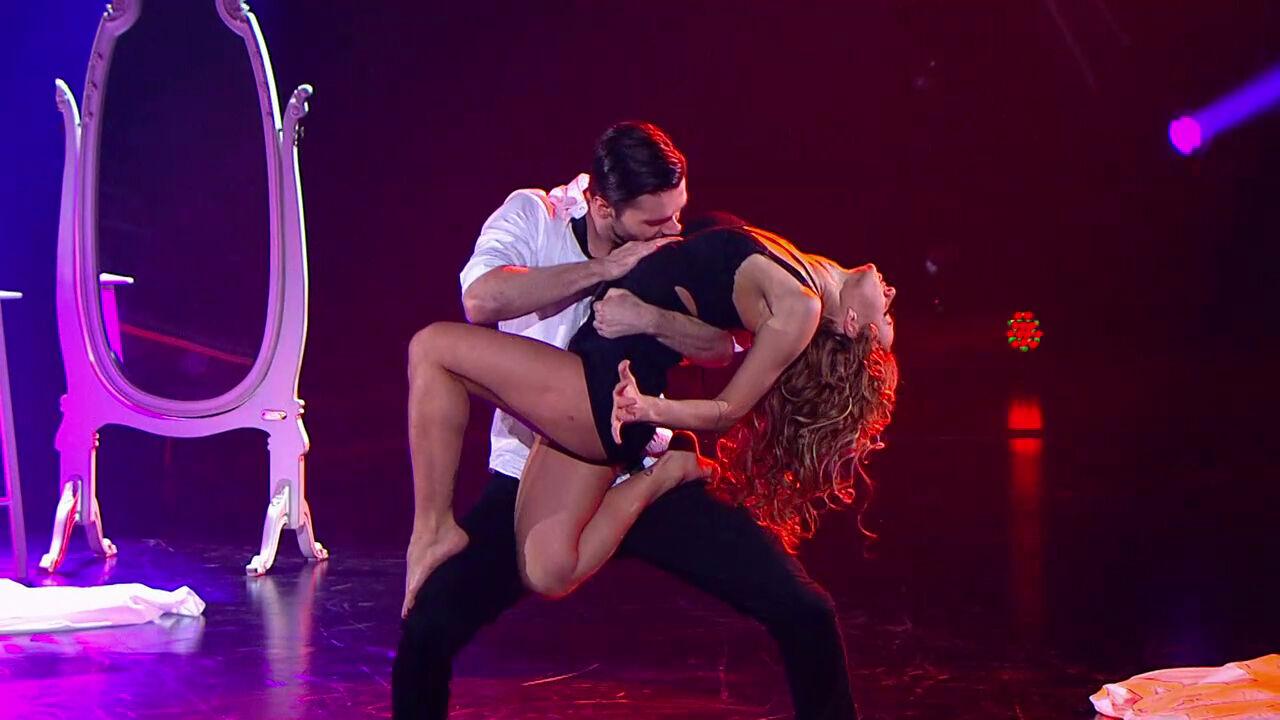 Видео секс танци