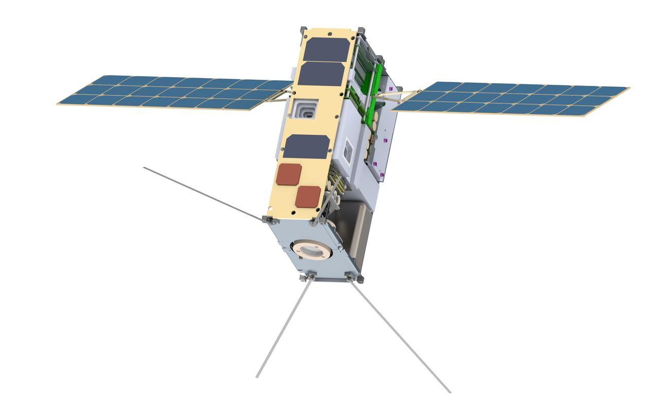 NASA 19марта отправит наМКС мини-спутник IceCube