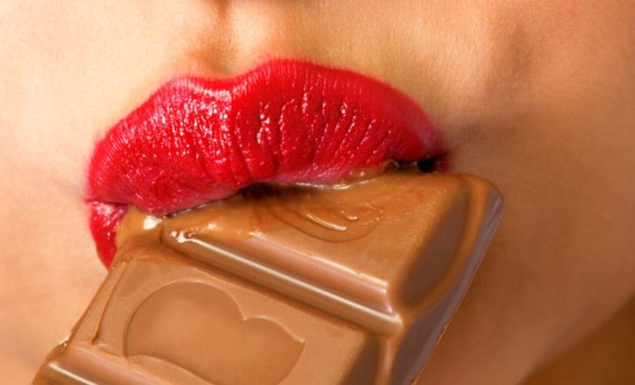 В шоколаде содержится для секса