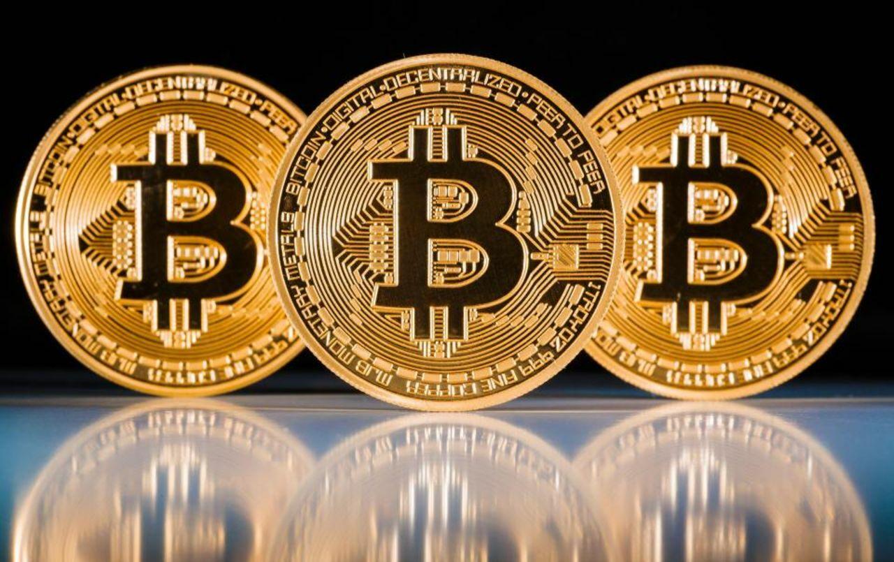 валюта новая bitcoin электронная-1