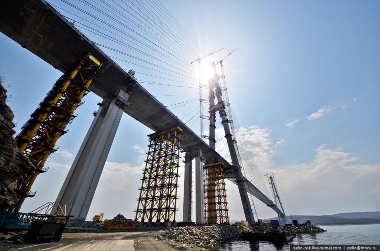 Картинка строим мост