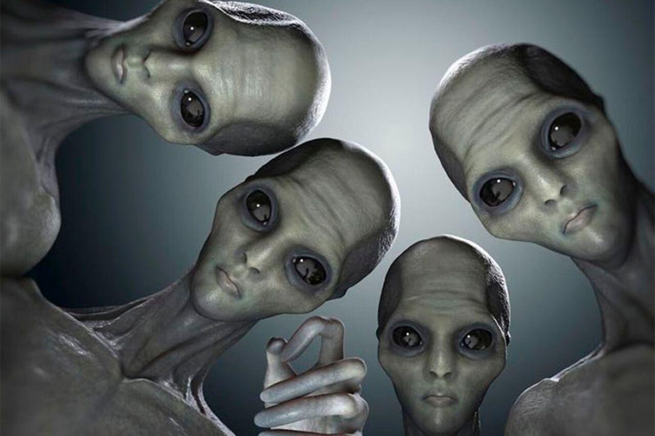 фото настоящих инопланетян