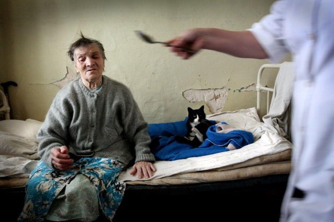 Дом для престарелых концлагерь подольск пансионат для пожилых людей