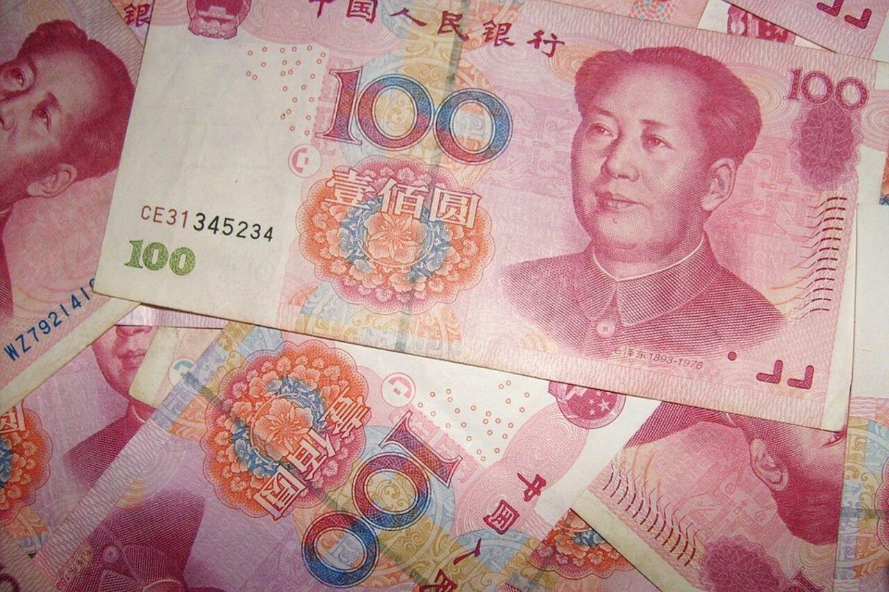 Китай поднялся на коронавирусе