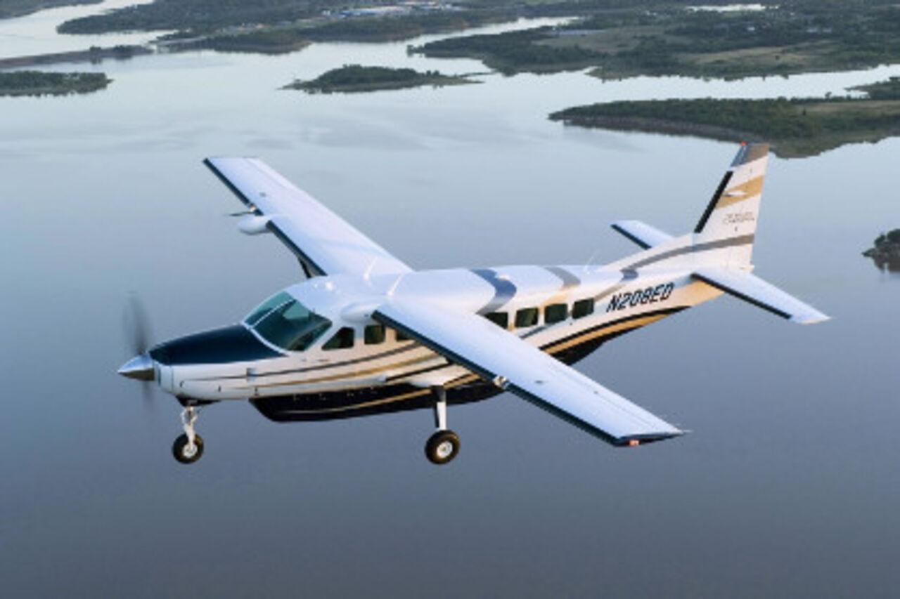 фото двухмоторного пассажирского самолета специальных версий