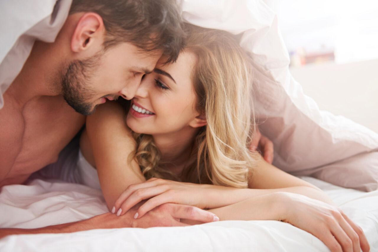 Перерыв между занятием сексом