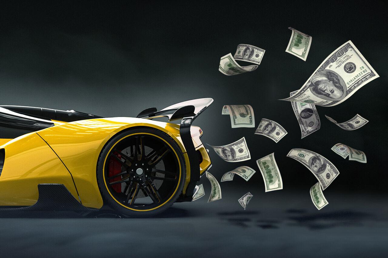 Самый дорогой автомобиль в мире