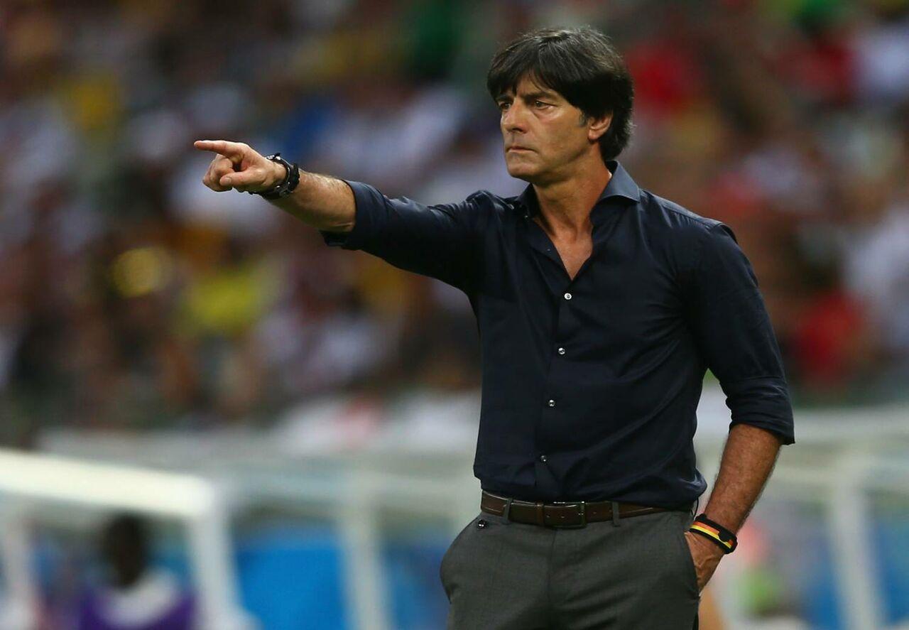 Тренер немецкой сборной по футболу