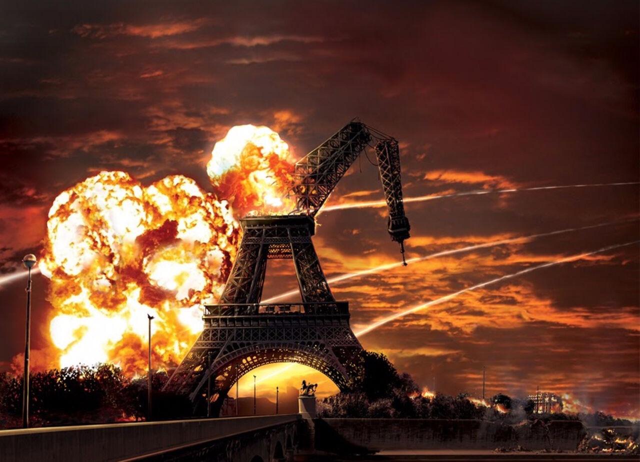 Третья мировая война начнется 15 апреля в Украине