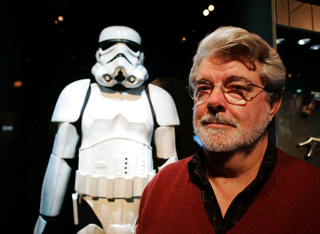 george lucas paper star wars Star wars creator george lucas' $15 billion lucas museum of narrative art was once expected to land in chicago.