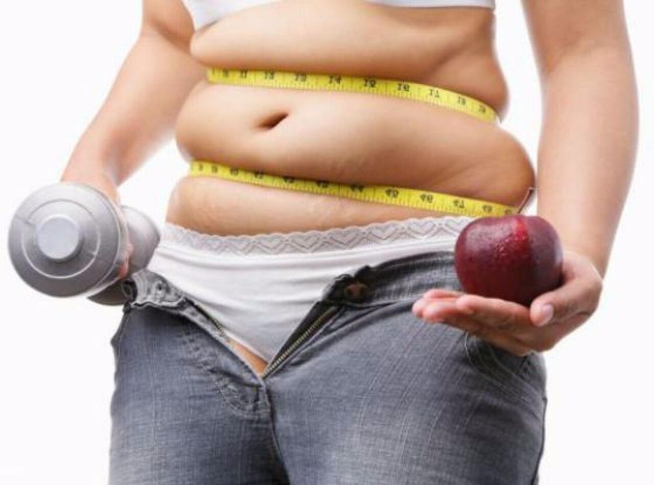 Сбросить вес после гормонального сбоя