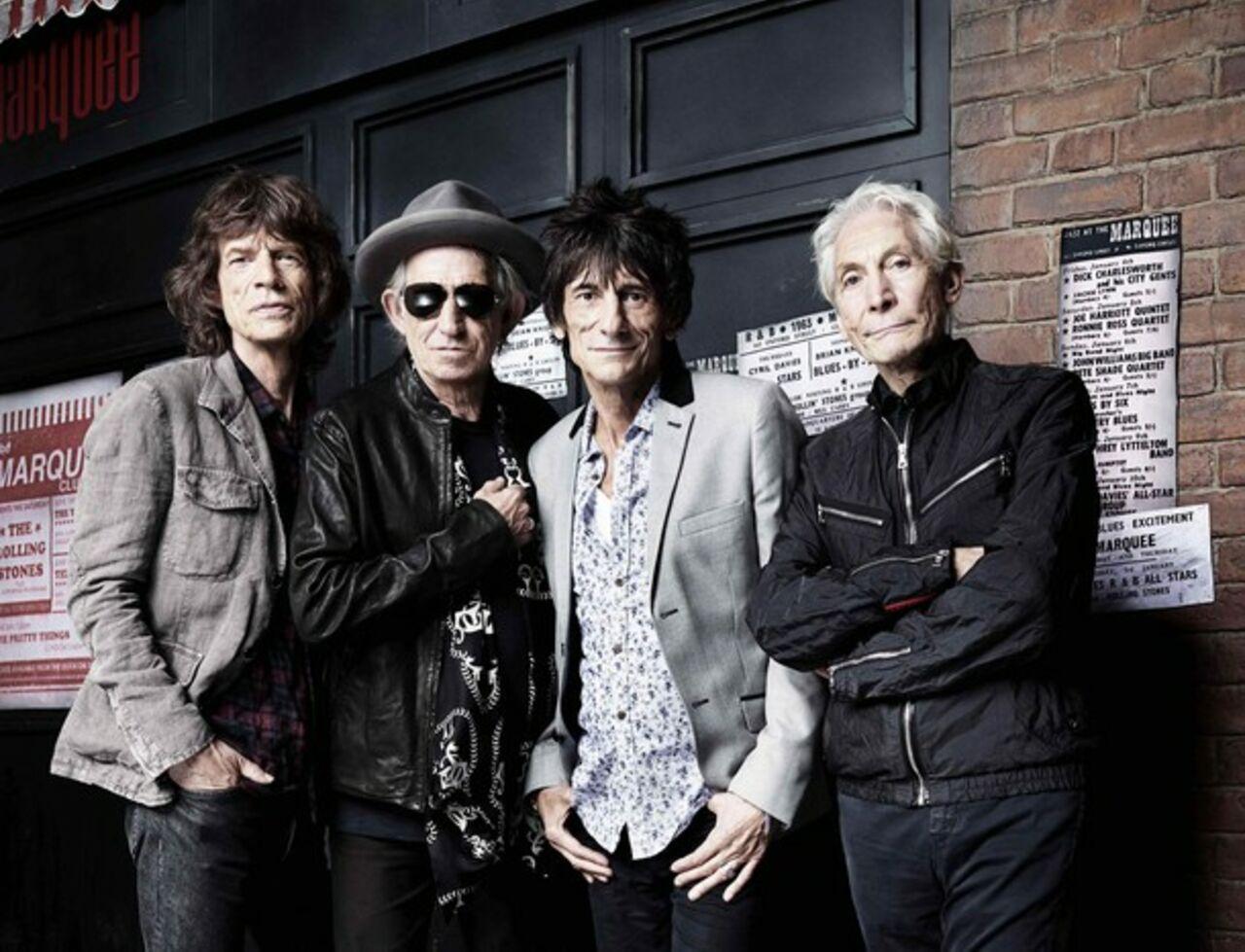 Кит Ричардс объявил озаписи нового альбома Rolling Stones