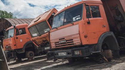 Долги довели новокузнецкую компанию до ареста грузовиков на 4,5 млн рублей